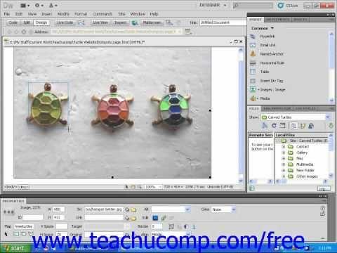 Dreamweaver - Online Courses, Classes, Training, Tutorials ...