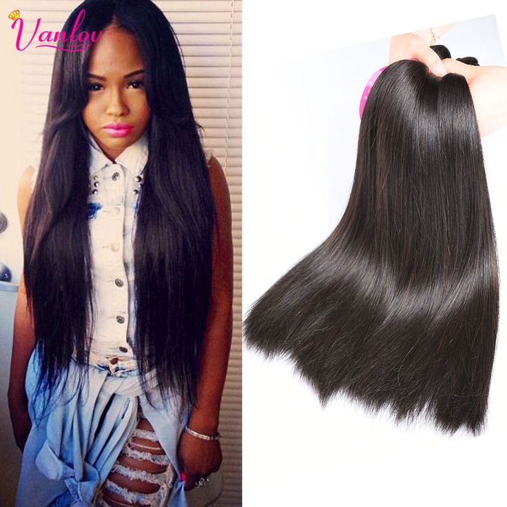 Malaysian Straight Hair 4 Bundles Cheap Human Hair Extension Black 7a Unprocessed Malaysian Virgin Hair Straight Weave Coupon