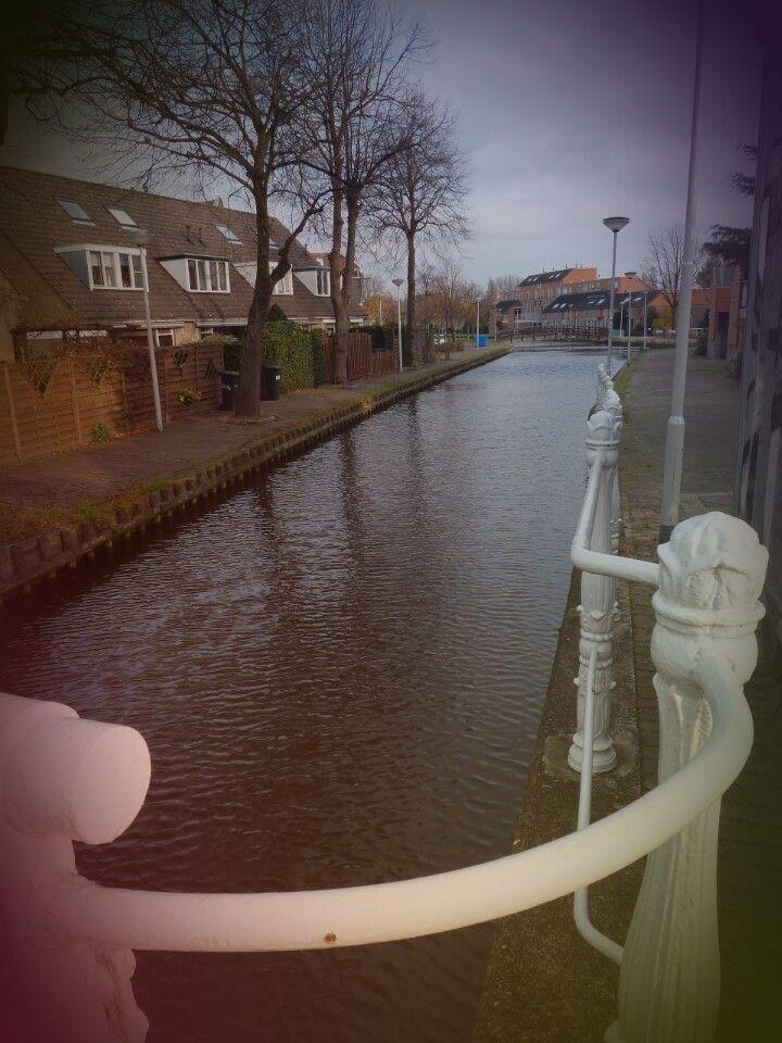 Bruggetje in Overschie Rotterdam   The Netherlands