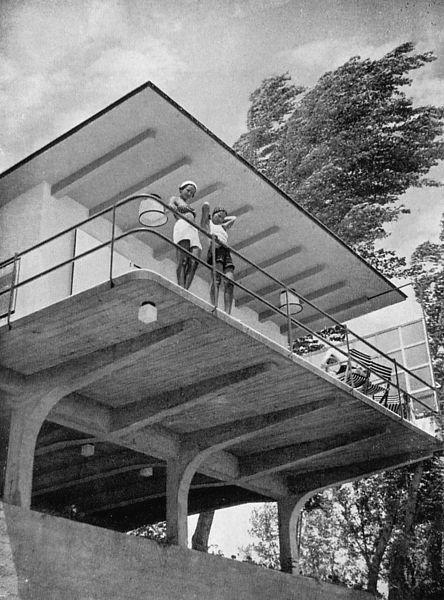 Lupasziget nyaraló 1934