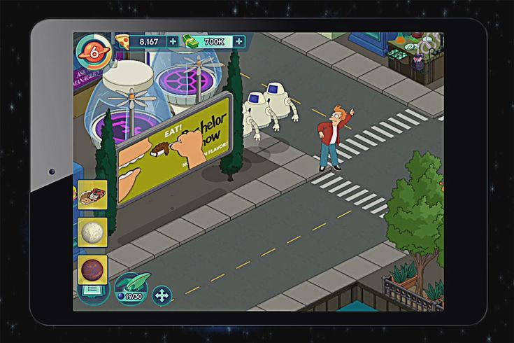 The 'Futurama' crew returns today in a new mobile game Good news everyone: after no small amount of hype you can revisit the Futurama universe on your phone. Jam Citys TinyCo has released Futurama: Worlds of Tomorrow for free on both Android and iOS. Its clearly another not-so-subtle attempt to cash in on a much-loved TV series but this title promises to do more than trade on a familiar name. It has a relatively rich story created by Matt Groening David X. Cohen and a writing team from the…
