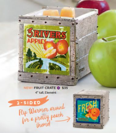 """""""Fruit Crate"""" Scentsy Warmer 2017"""