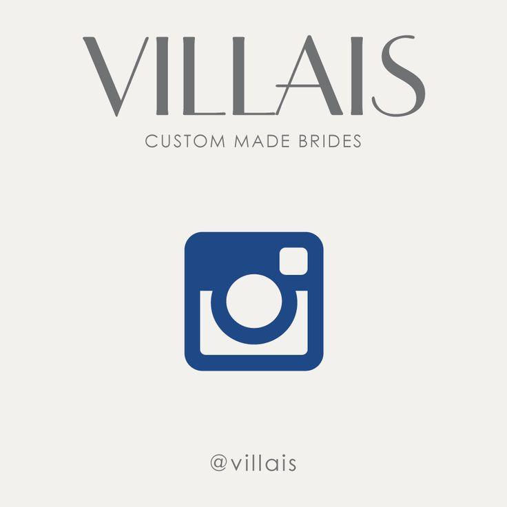 Si quieres estar a la última y descubrir todos los detalles sobre nuestros vestidos Villais Custom Made Brides y CALA Brides from Ibiza… Síguenos en Instagram https://instagram.com/villais/. Te esperamos! ++ CustomMade ++