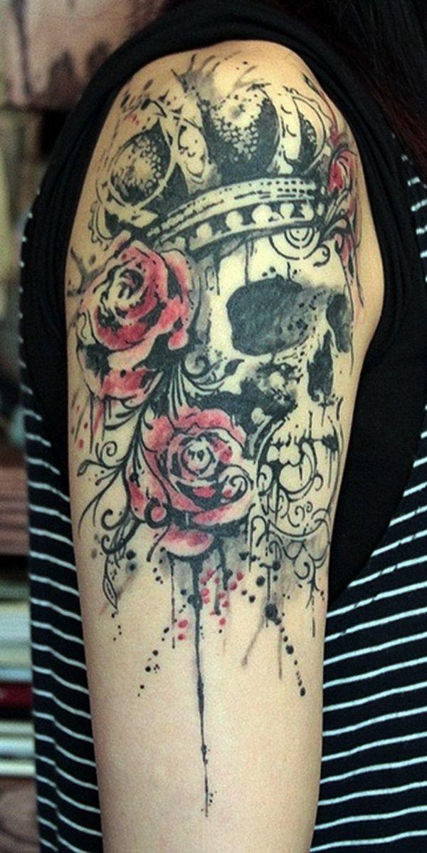 101 Catchy Half Sleeve Tattoos for Girls and Boys Arm