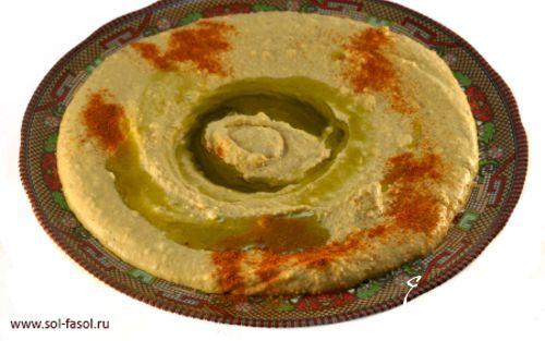 Хумус из Иерусалима | Кулинарные рецепты от «Едим дома!»