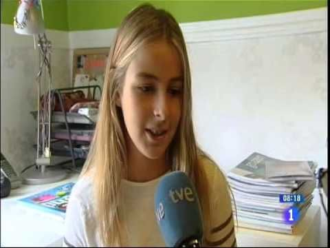 Vuelta al cole TD Matinal TVE - YouTube