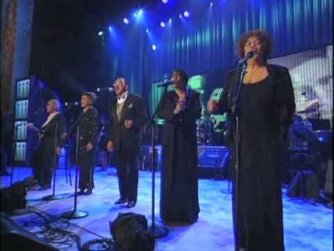 """▶ The Staple Singers Perform """"Respect Yourself"""" and """"I'll Take You There"""" at the 1999 Inductions - YouTube"""