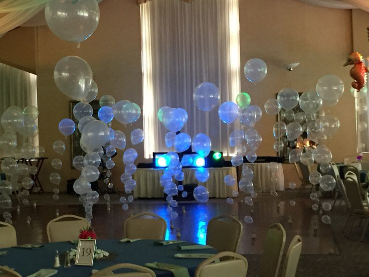 Classroom Decoration Ideas For Quinceaneras ~ Best images about underwater under the sea party ideas