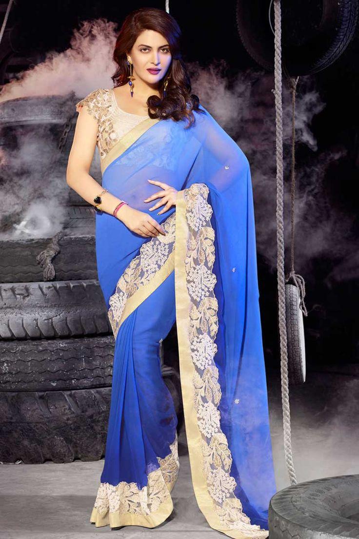Les 25 meilleures id es de la cat gorie sari de bollywood for Concepteur de robe de mariage russe