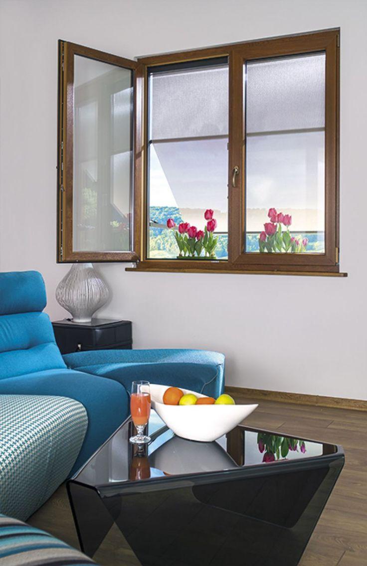 Tenda parasole per le finestre verticali VMB - FAKRO