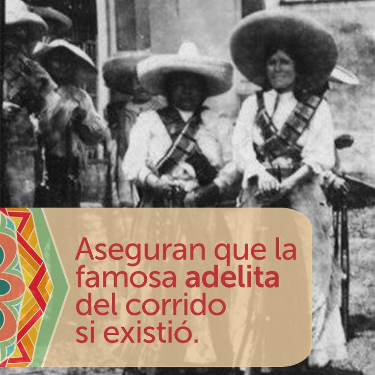 ¿Sabes quién fue la Adelita que inspiró el famoso corrido? Conoce su historia de amor. #Ensueño #RevoluciónMexicana #Adelita #Leyenda #amor #corrido