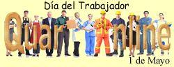 Día Internacional de los Trabajadores: conmemoración del origen del movimiento obrero; festivo en la mayor parte de los países del mundo. En las naciones comunistas, se denomina Día de la Solidaridad Internacional de los Trabajadores. http://www.quaronline.com/