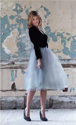 Pre-order The Gretta Tulle Skirt