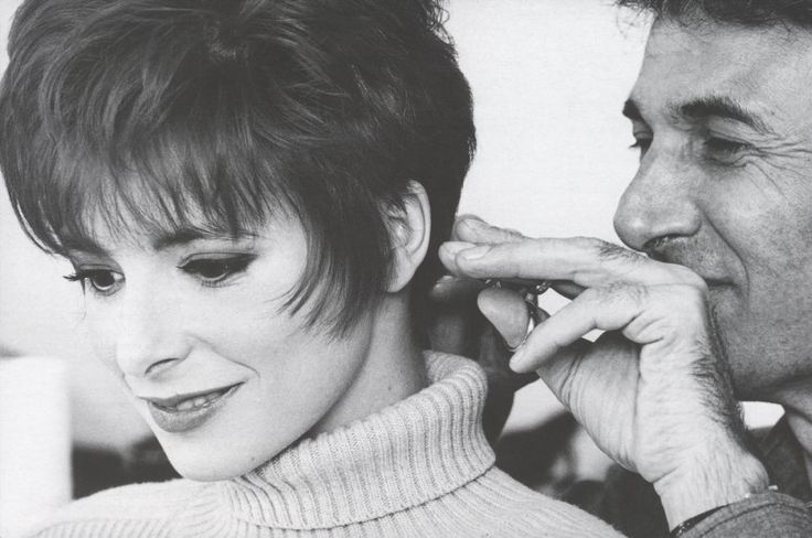 Mylene Farmer - Photographe Marianne Rosenstiehl - Janvier 1991
