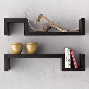 West Elm Floating Shelves 62 best decorate it: shelving images on pinterest | home, floating