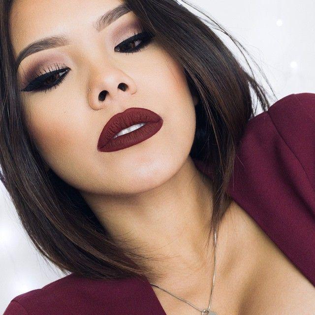 Best 25+ Bold lip makeup ideas on Pinterest | Copper ...