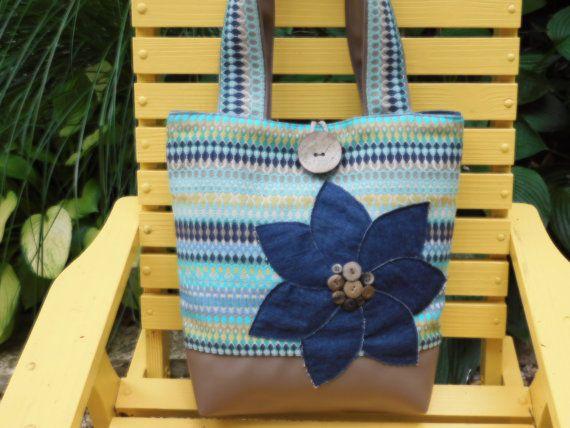 Summer Handbag Travel Tote Bag for Women  Summer Tote Bag