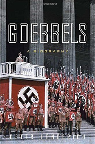 Goebbels: A Biography by Peter Longerich https://www.amazon.com/dp/1400067510/ref=cm_sw_r_pi_dp_x_74zpybW452H0Z
