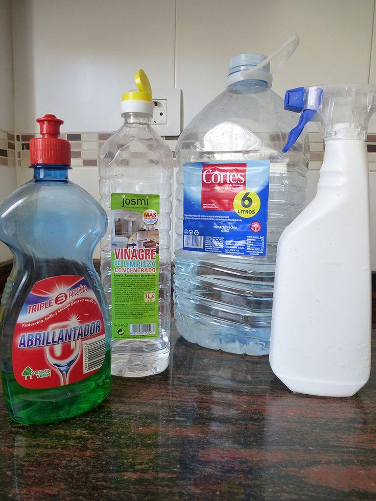 SimpelMens: Zelf schoonmaakmiddel maken