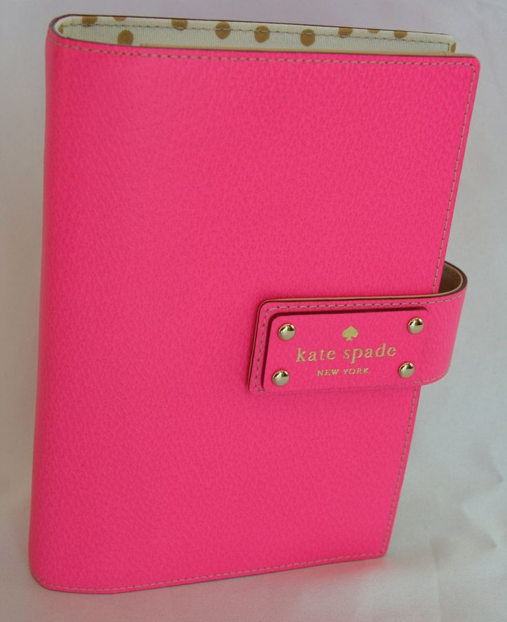 Such a beauty    Kate Spade Wellesley Large Deborah Planner/Agenda/Organizer/Calendar - New with - Organizers, Planners