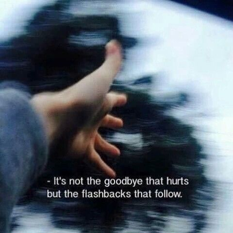 quote, goodbye, and grunge image