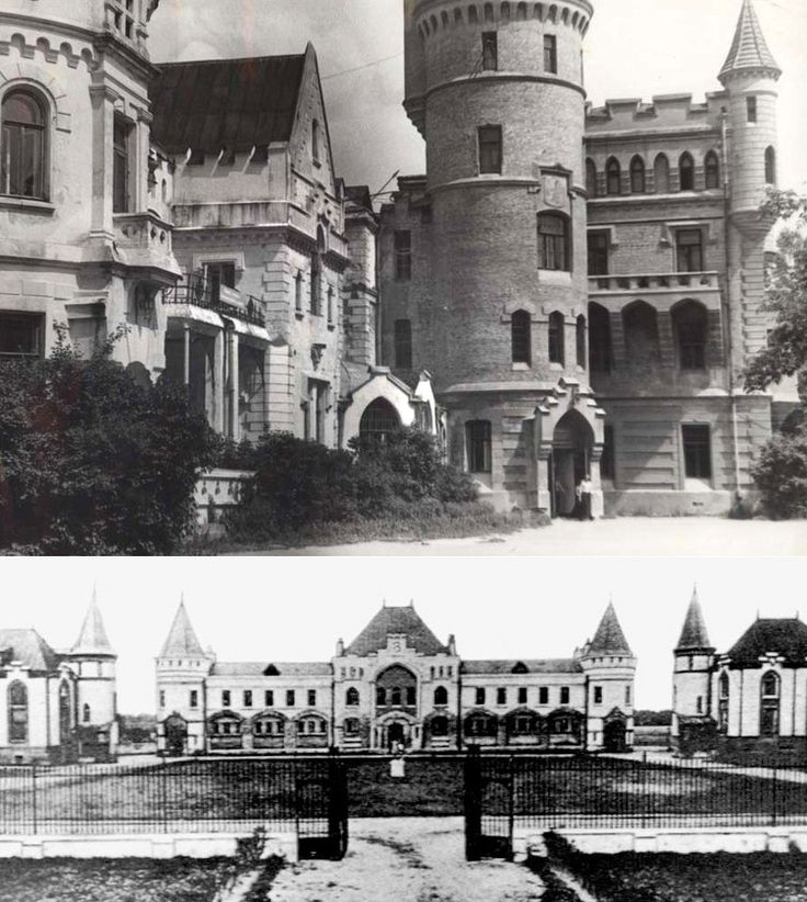 Pin By Sarah Howard On Muromtzevo Castle (With Images