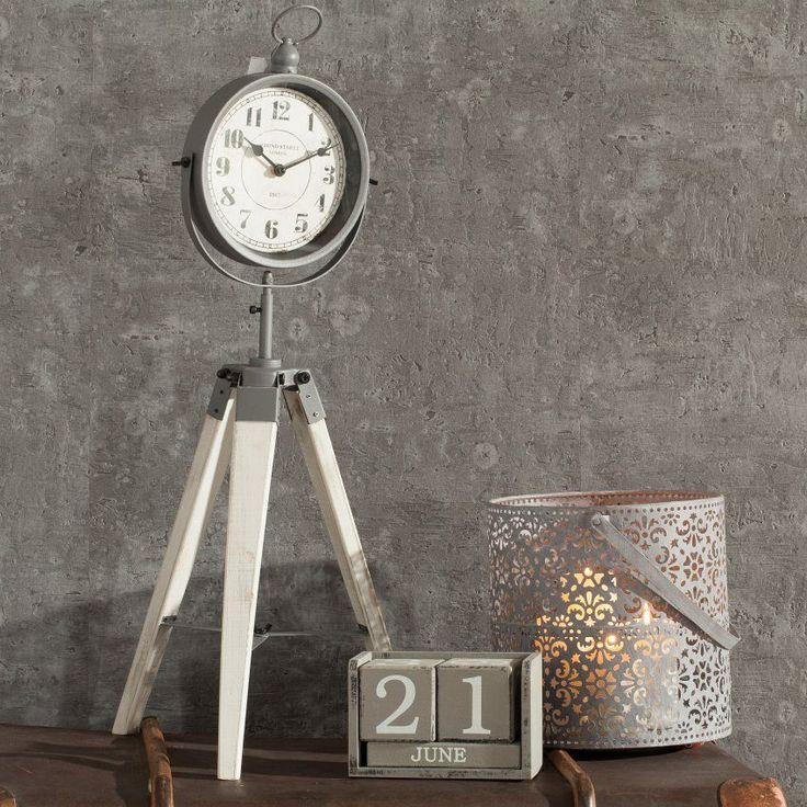 #zegar #clock #watch #decoration #dekoracje  #home #interior #design #ideas Zegar 49 Bond Street 72cm, 72cm - Dekoria