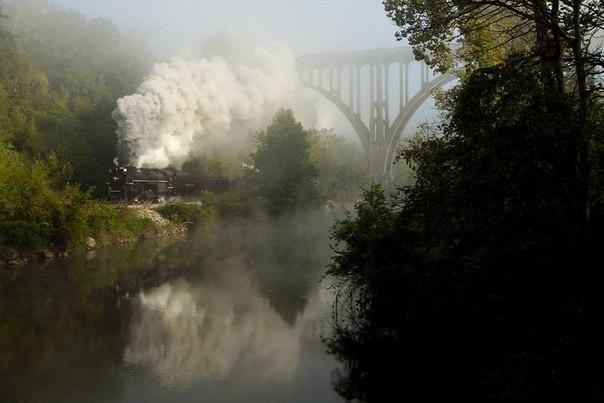 Река Кайахога (Cuyahoga River) протекает по северо-востоку штата Огайо, США. В долине реки находится Национальный парк Cuyahoga Valley площадью свыше 20 тыс. га. Практически вся территория этой природной зоны покрыта лиственным лесом с богатым животным миром, обилием водопадов и даже пещерами.