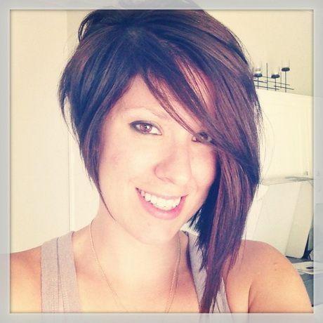 15 coiffures asymétrique avec un effet Wow !