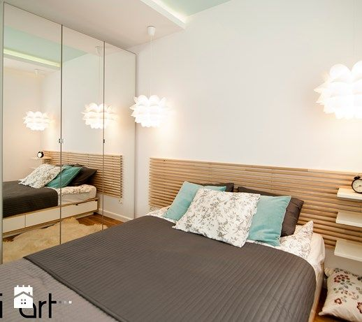 Sypialnia - zdjęcie od Pracownia projektowa Novi art
