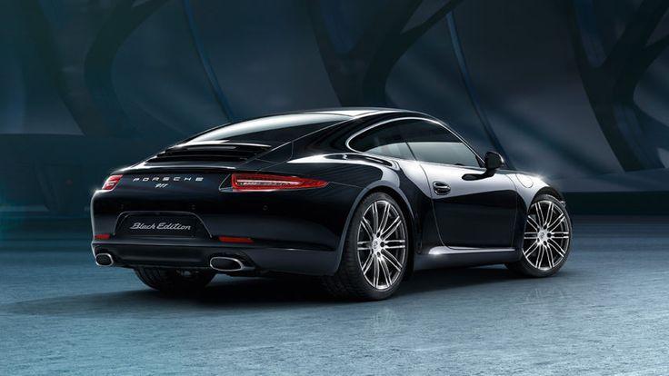 Porsche 911 Black Edition Trasera 3 fx