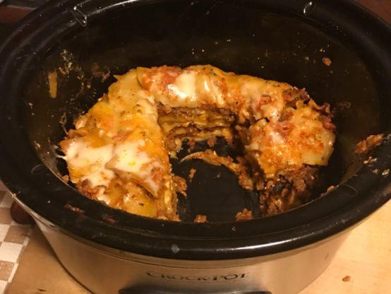 Make and share this Crock Pot Lasagna recipe from Food.com.
