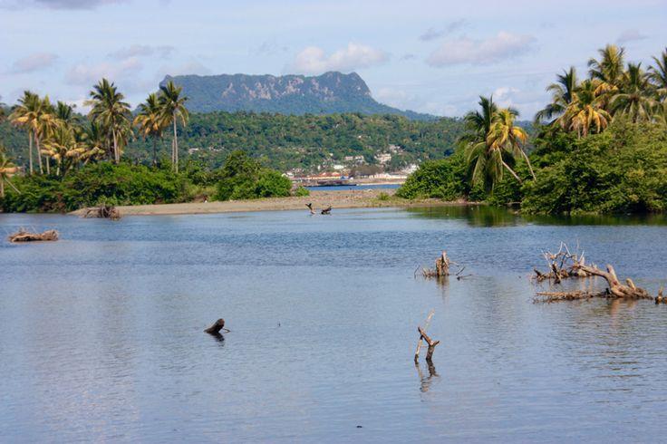 Rio Miel y Yunque, Baracoa Cuba