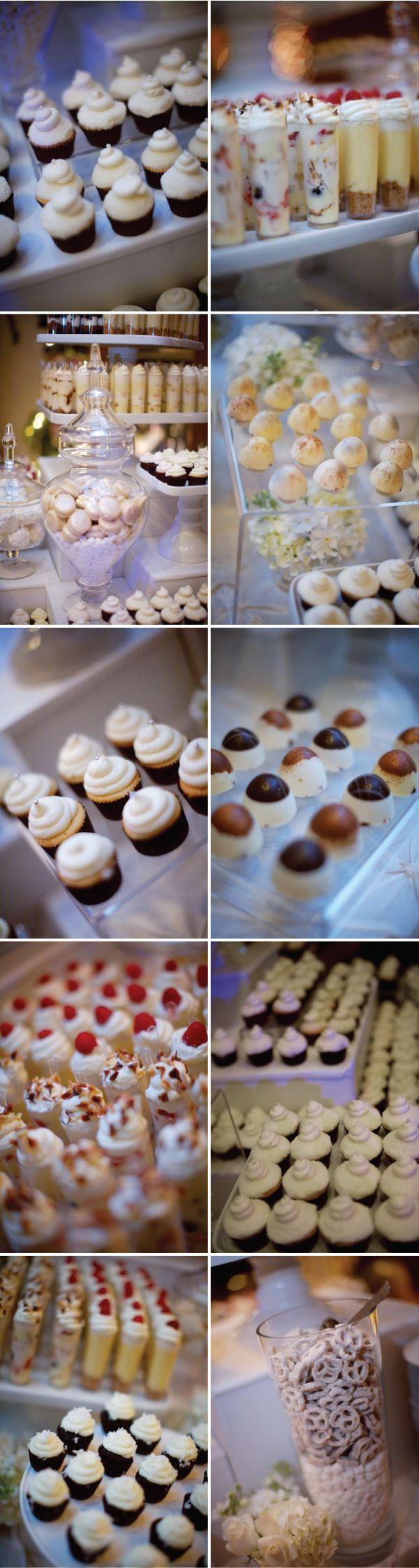 LOVE the idea of colored yogurt pretzels for table desserts