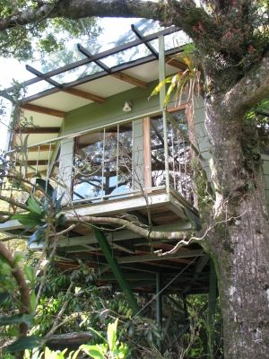 Hidden Canopy Treehouse B in Monteverde, Costa Rica...2nd leg of trip between Uvita and Arenal!