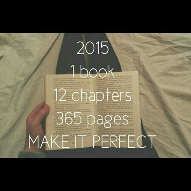 #2015#Make#it#perfect!♡