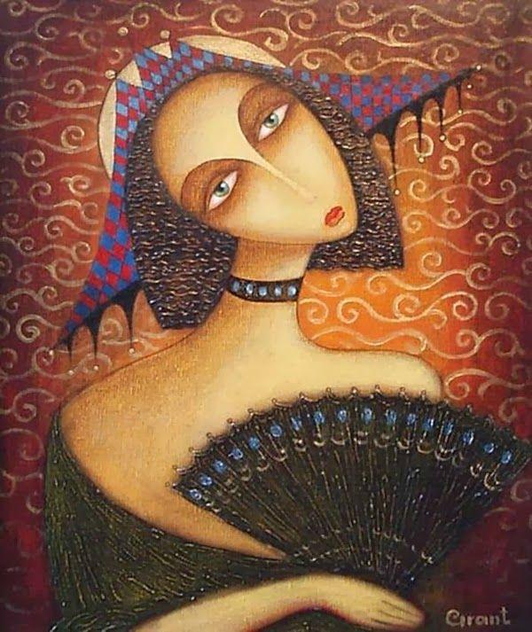 Artist Sukiasian Grant   Kirovakan, Armenia, 1962