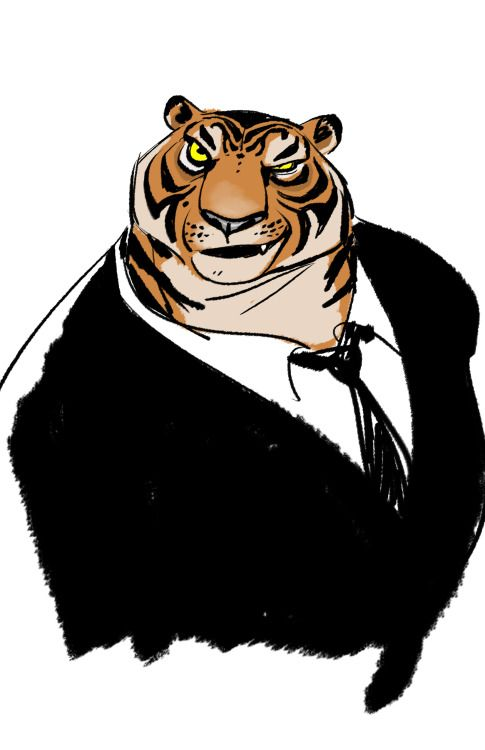 263 best images about tiger characters on pinterest kung for Life of pi character development