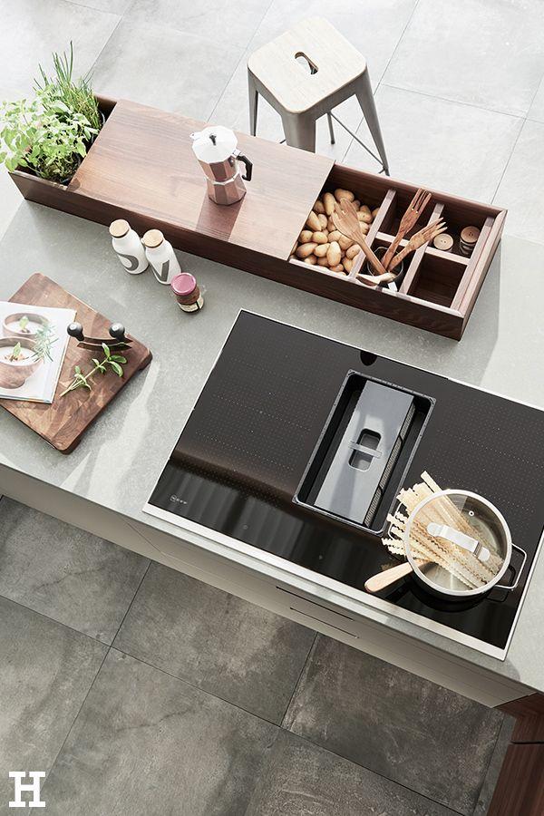 Hier Gelingen Hochwertige Gerichte Meinhoffi Hoffner Hoeffner Wohnen Mobel Wohnraum Wohndesign Wo Kuche Kaufen Kuchenstudio Kuche Einrichten