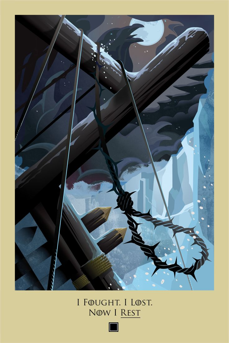 I just witnessed a #BeautifulDeath from #GoT Season 6 × Episode 3. Check it out and view the entire collection at  http://beautifuldeath.com/