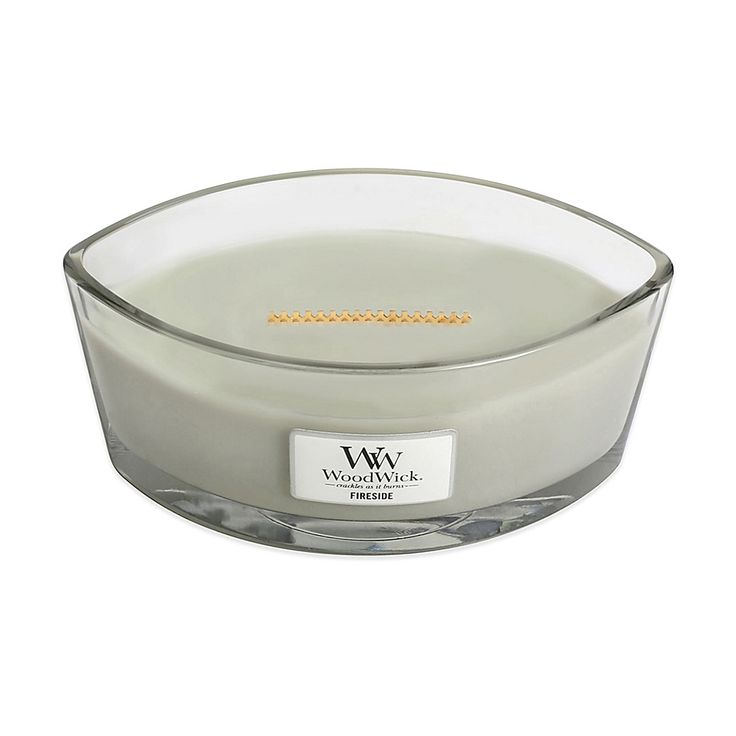 How do woodwick candles work