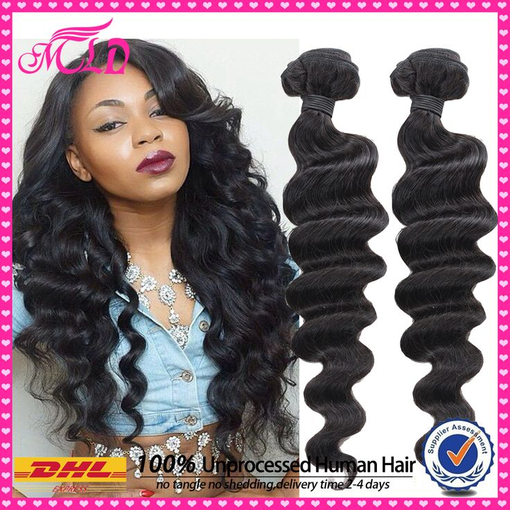 130 best mld 100 virgin human hair images on pinterest hair find more hair weaves information about hot beauty hair peruvian loose wave 3pcs 6a virgin peruvian hair realistic hair pieces cheap loose wave hair with pmusecretfo Images