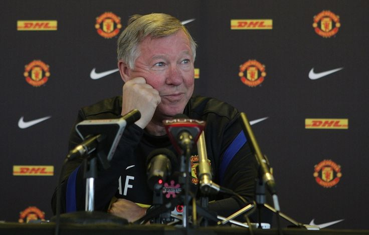 Manchester United manager Sir Alex Ferguson admits he's been fortunate to manage so many exceptional players during his time at Old Trafford.