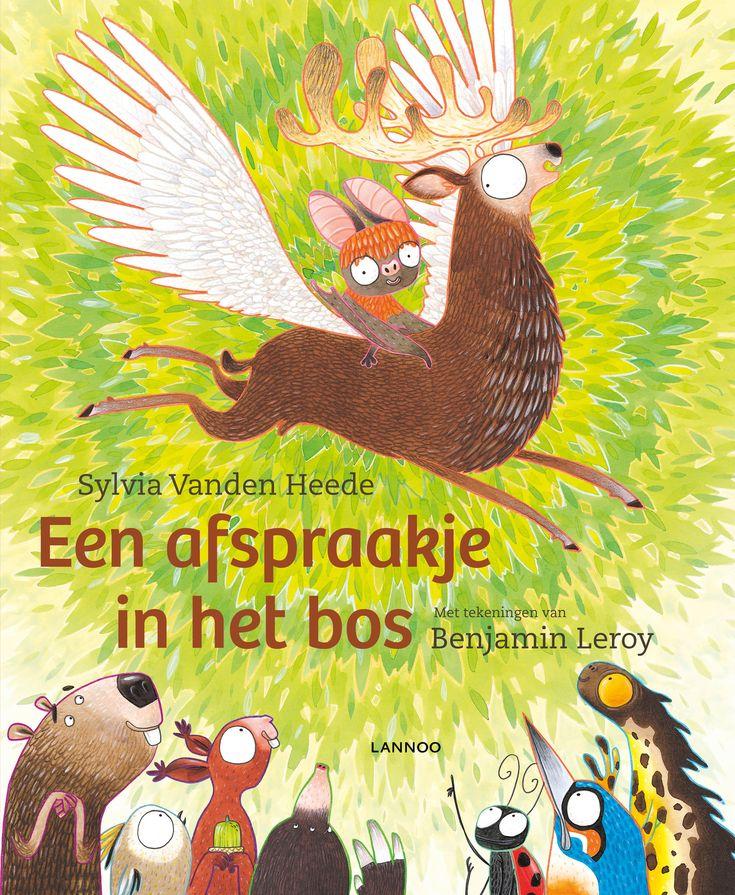 Vleermuis had een afspraakje. Met een hert. Een vliegend hert.Alles stond klaar: het slaatje in de koelkast, de kaarsen op tafel.Toen werd er gebeld. Maar het was het hert niet. Het was een kever.Kon vleermuis hem nog opeten voor haar gast kwam?Of was het daarvoor al te laat? Een verhaal vol humor van Sylvia Vanden Heedemet kleurrijke tekeningen van Benjamin LeroyMet weetjes over de natuur en boeiende zoekopdrachten Dit boek is een samenwerking met het Agentschap voor Natuur en Bos.Ontdek de…