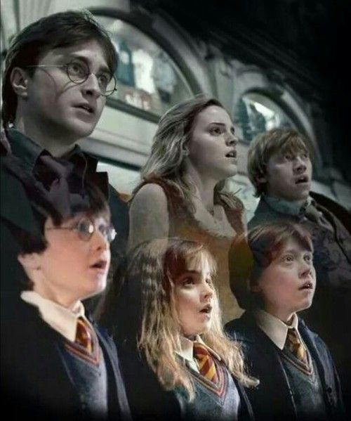 Golden trio <3