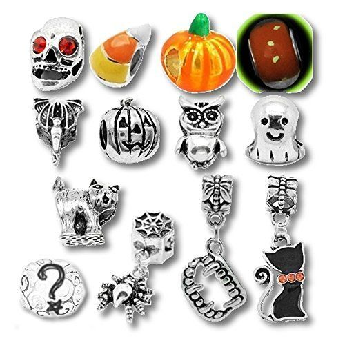 charm halloween pandora