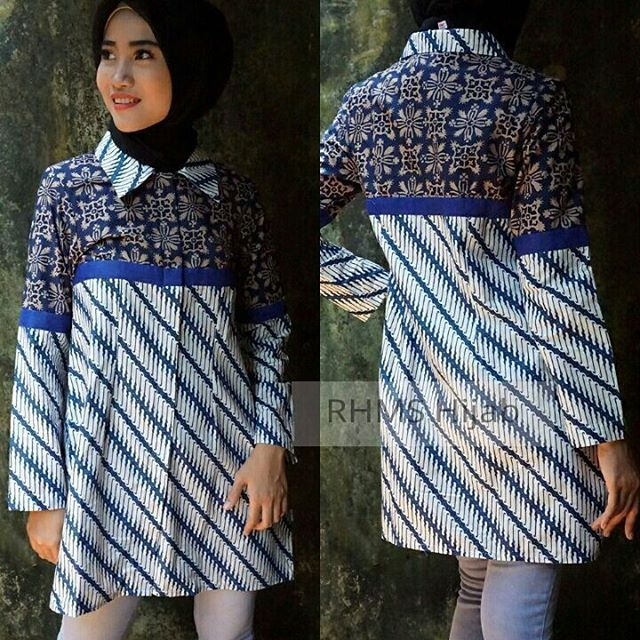 PARANG BENGGUR 02 Price : Idr 180.000 Ready size : M Made from stamped batik . . . Order through WA only 0856 4386 018 . . #batik #bajubatik #indonesia