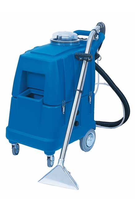 Carpet Extractor TP18SX: Powerful carpet extractor with 18 gallons of capacity