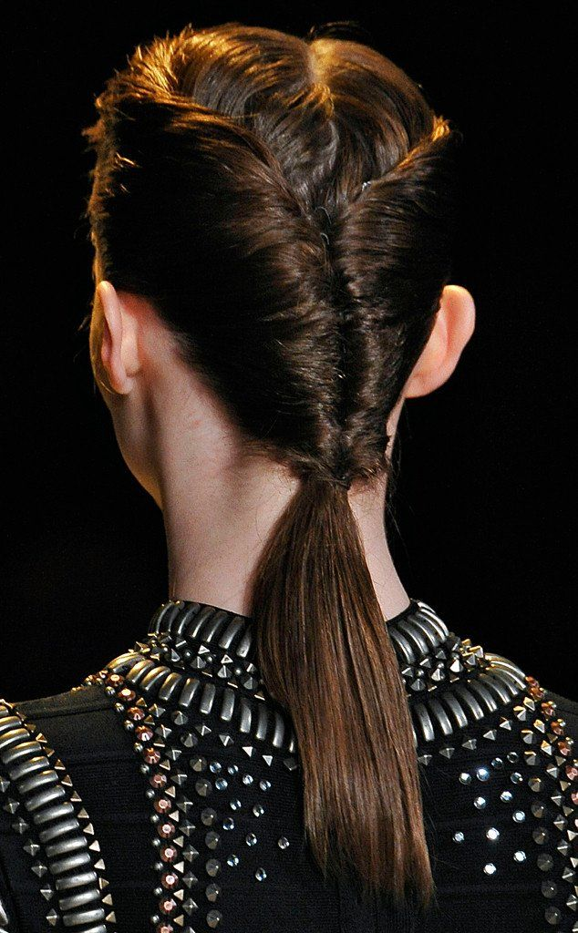 Best Hairstyle Trends Looks Nyfw Fall Winter 2015 2016