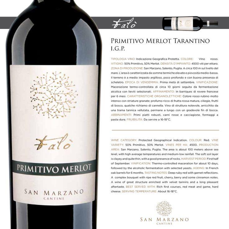 La gamma #Falò continua con i suoi blend. #Primitivo e #Merlot per cominciare. Enjoy! The #Falò range and its blends. #Primitivo and #Merlot just to begin. Enjoy! #sanmarzanocantine #Puglia # ApuliaWines, #PugliaVini #Italy #Salento #SalentoWines, #winetasting #winelovers #apulia #wine ViniDiPuglia #CantinePugliesi #ApulianWineries #ItalianWines #SouthItalyWines #SanMarzano
